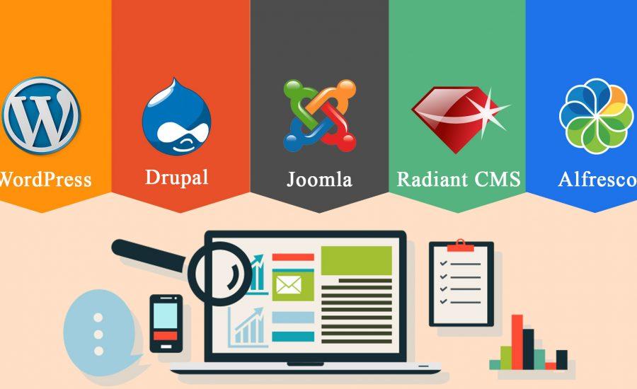 diseño web con cms