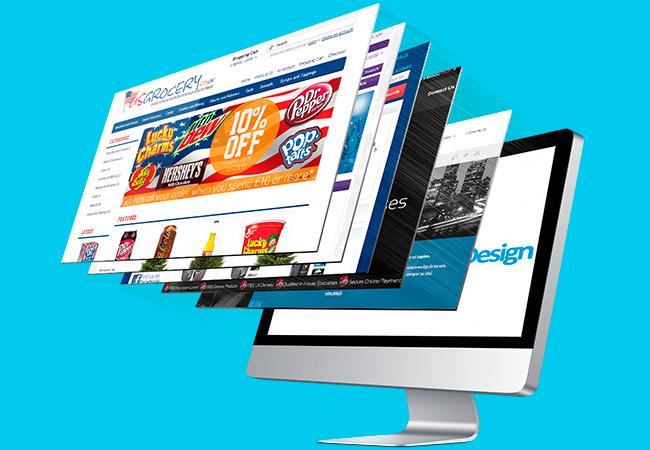 Del diseño al desarrollo de tu sitio web