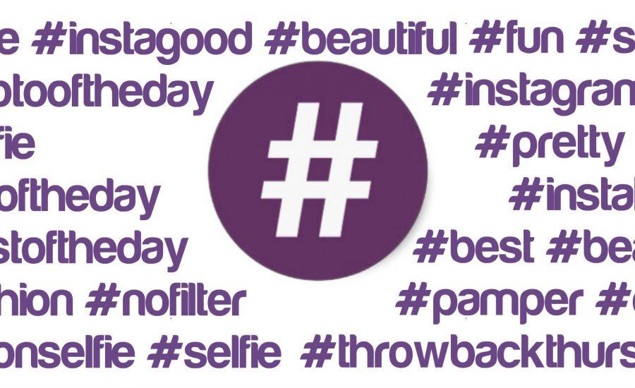 Cómo funcionan los #hashtags?